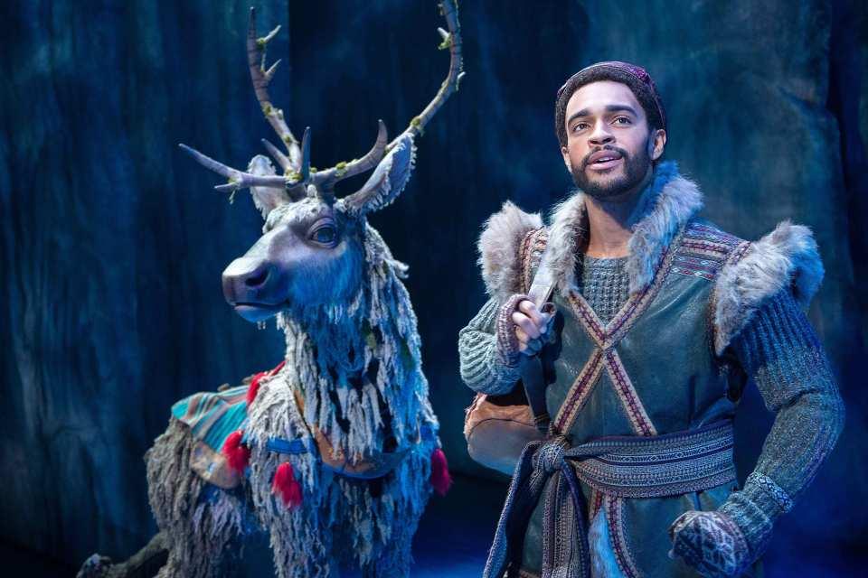 【ブロードウェイ】アナと雪の女王(Frozen):鑑賞チケット(ニューヨーク)