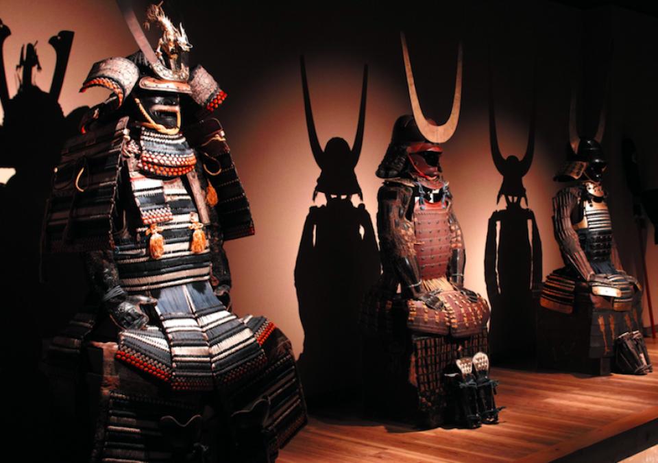 【東京文化體驗】 武士博物館・體驗正統武士道精神