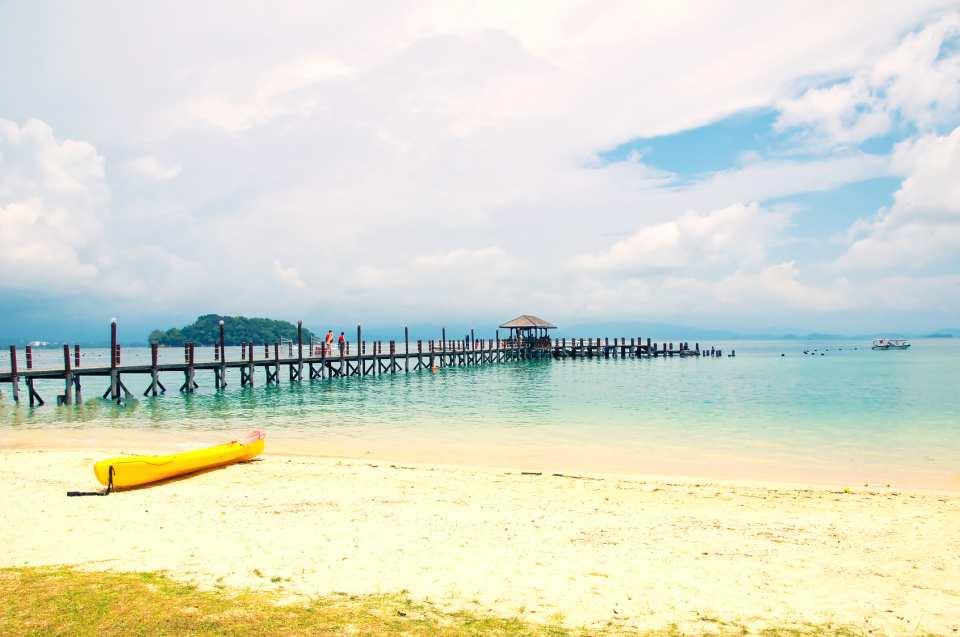 【沙巴跳島】沙比島、馬努干島浮潛一日遊