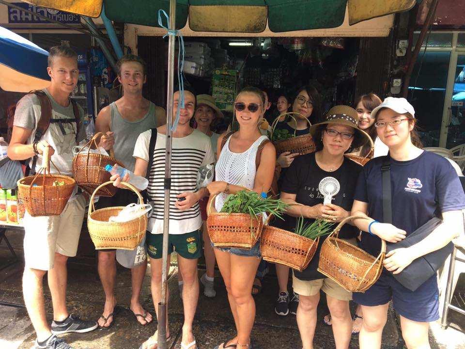 【曼谷學做泰國菜】泰式料理課程 House of Taste Thai Cooking School