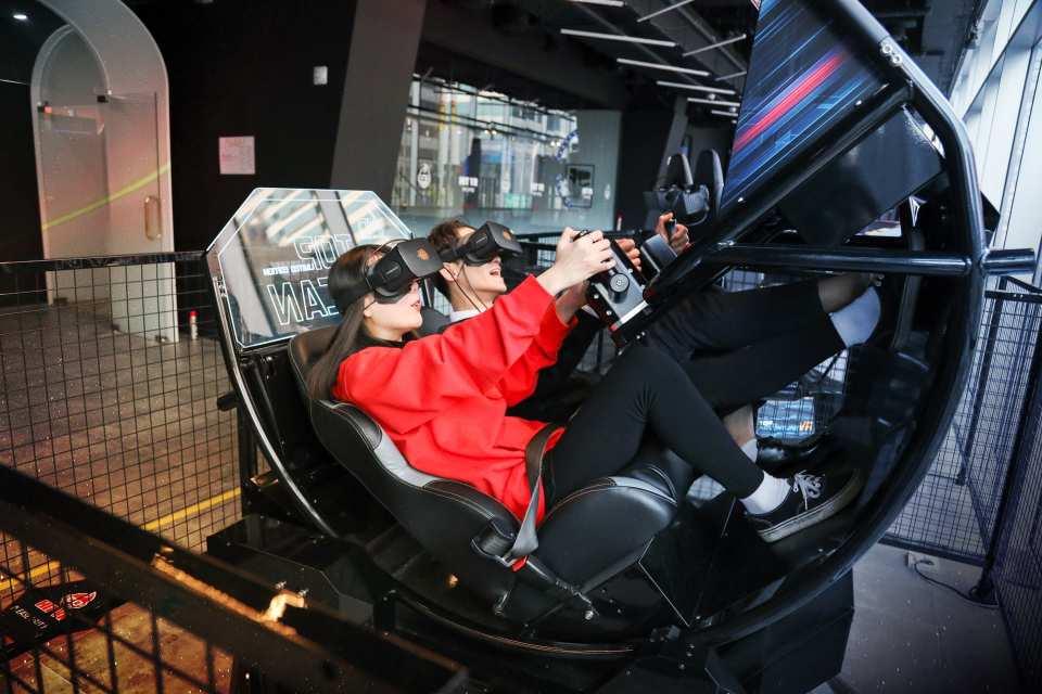 【首爾新潮體驗 】弘大 HIT VR 虛擬體驗館門票