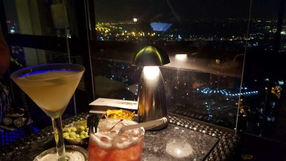 【曼谷高空餐酒館】悅榕莊室內天空酒吧 Vertigo Too 限時暢飲券