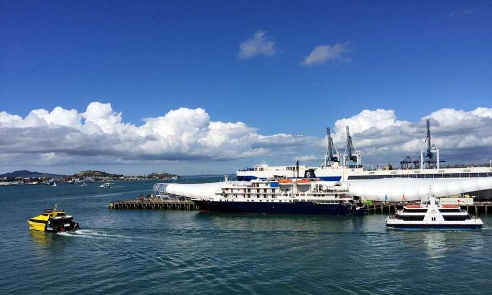 【紐西蘭自助必備】奧克蘭至懷希基島渡輪+隨上隨下巴士一日券
