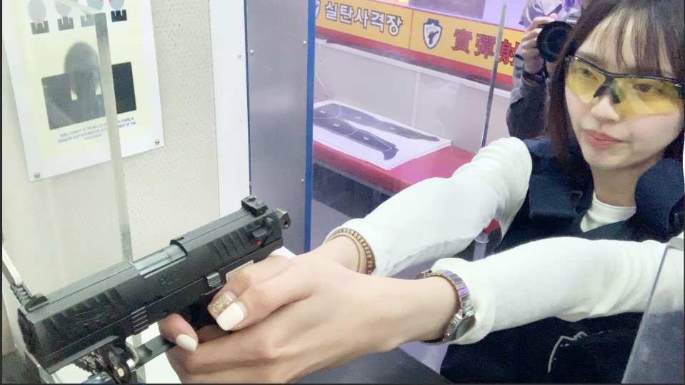 【首爾新玩法】南大門實彈射擊體驗