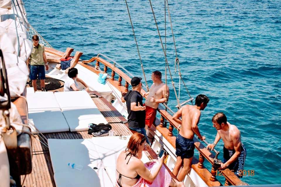 【希臘跳島體驗】安吉斯特里島(Agistri )、莫尼島(Moni)、愛琴島(Aegina )一日船遊(雅典出發)