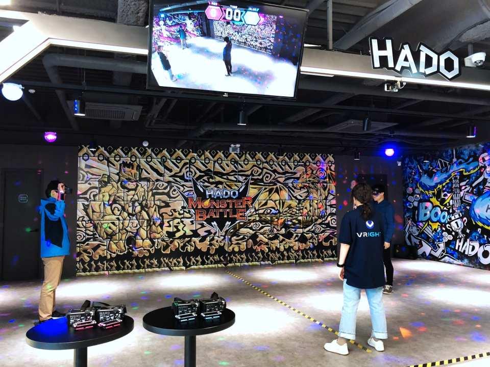 【虛擬實境大闖關】新村 VRIGHT 體驗主題樂園入場券