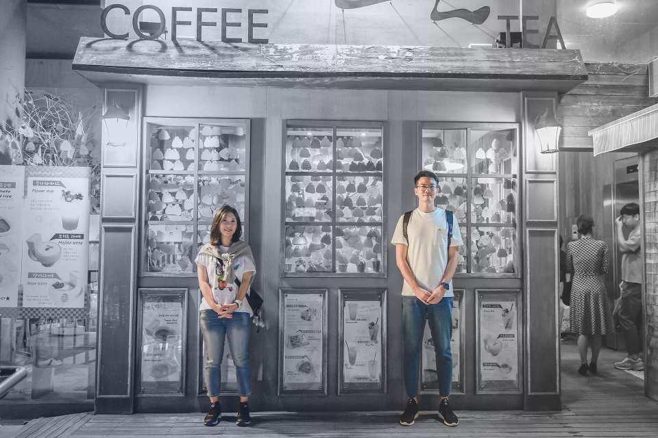 【首爾旅遊新玩法】Paparazzi 概念時尚攝影