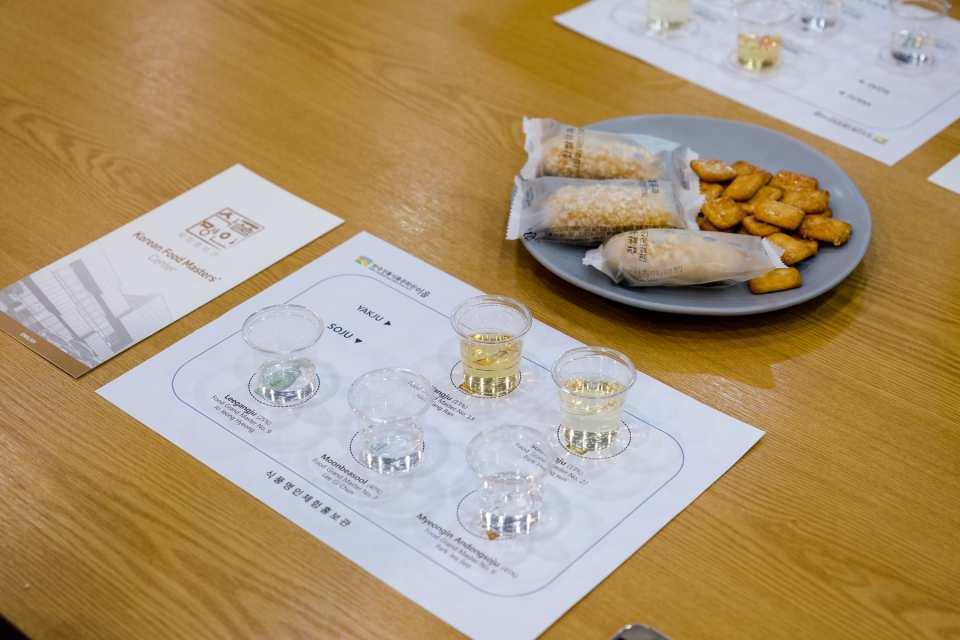 【韓國酒文化體驗】首爾飲食名人體驗館傳統酒 DIY 體驗
