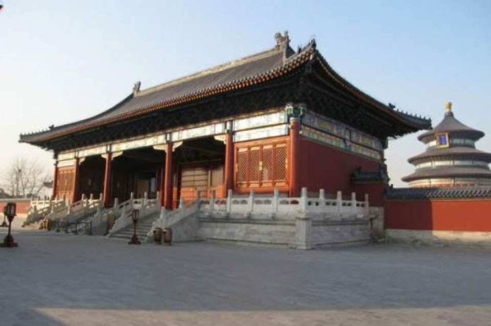 【中國北京必訪景點】北京天壇公園門票