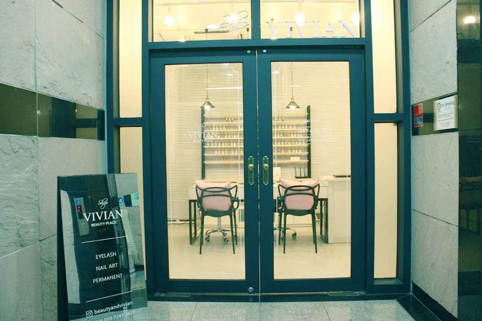 【首爾弘大美甲體驗】Shop VIVIAN 專業凝膠美甲店