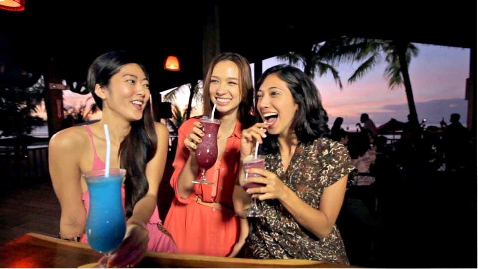 【關島熱門海灘酒吧】美國關島 The Beach bar & Grill 餐廳