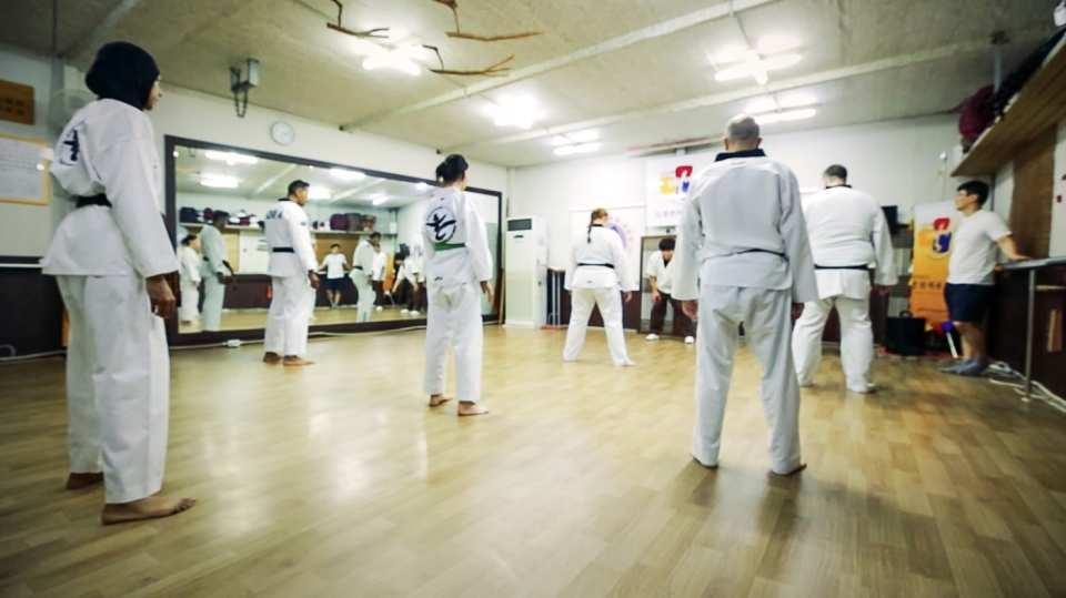 【韓國傳統武藝】Kyulyun 「跆跟」武術體驗