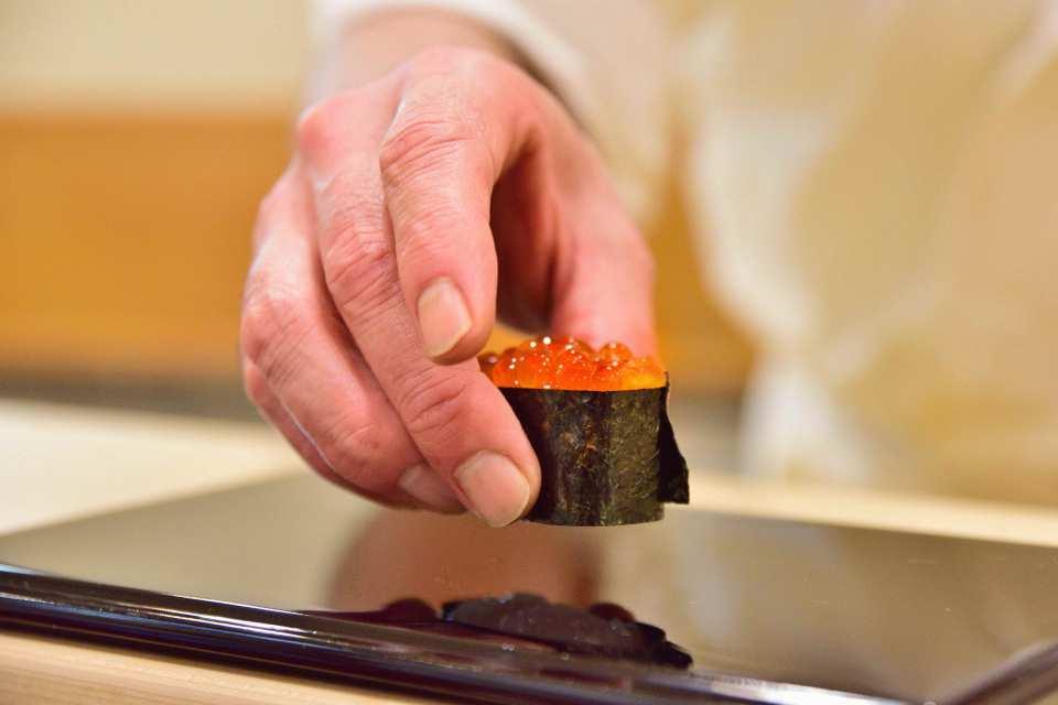 【東京米其林餐廳】壽司之神—数寄屋桥次郎银座本店