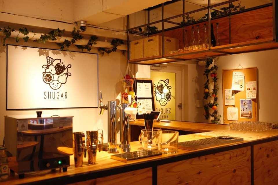 【日本人氣酒吧】SHUGAR MARKET 精選百種水果酒暢飲