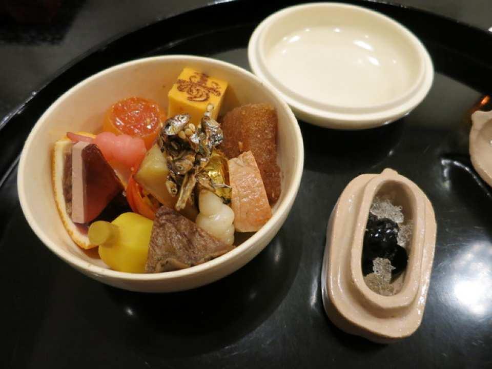 【東京米其林餐廳】日式傳統懷石料理—櫻川