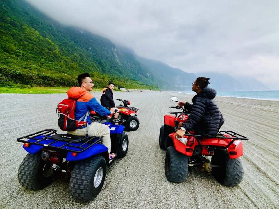 【花蓮清水斷崖】狂野沙灘車自駕體驗