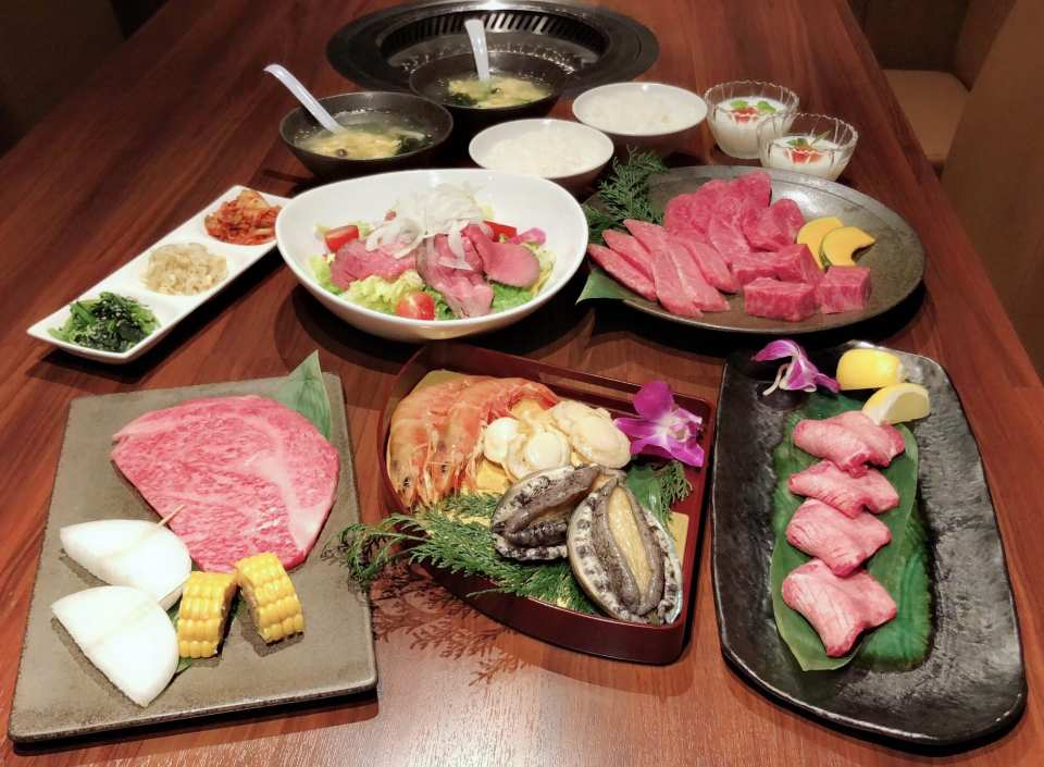 【日本和牛美食】燒肉屋大牧場