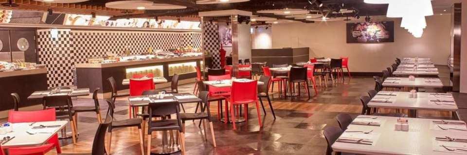 台北凱撒大飯店 - Checkers自助餐餐券(需電話預約)
