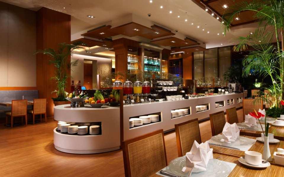 美麗信花園酒店 - 雨林餐廳自助餐餐券(需電話預約)