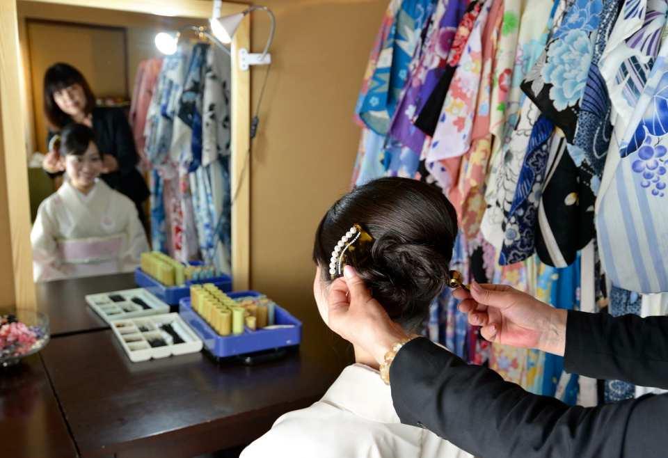 【京都・着物体験】国産レンタル着物・和香菜|レンタルプラン各種