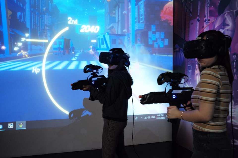 【聖淘沙新玩法】新加坡 HeadRock VR 虛擬實境主題體驗館