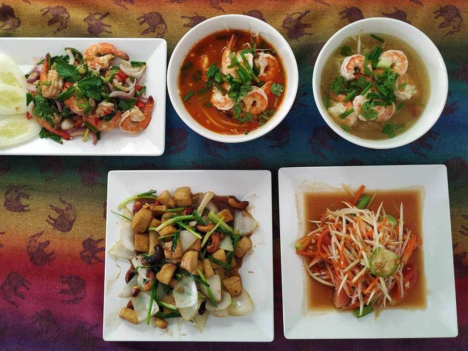 【曼谷家庭式料理課】My Thai Cooking School 動手做泰菜