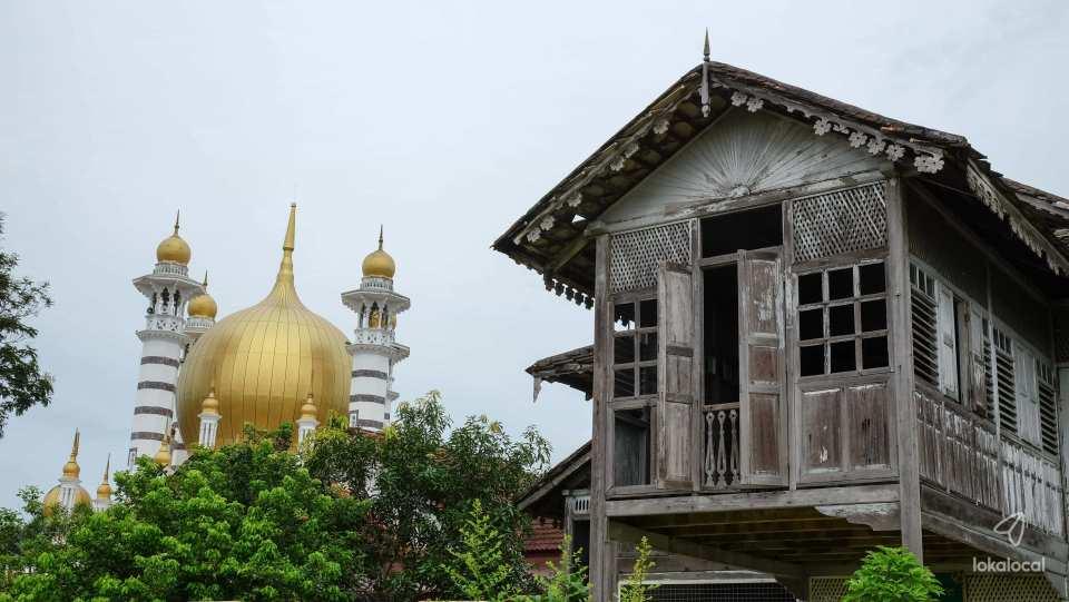 【馬來西亞文化之旅】瓜拉江沙皇城、玲瓏谷地