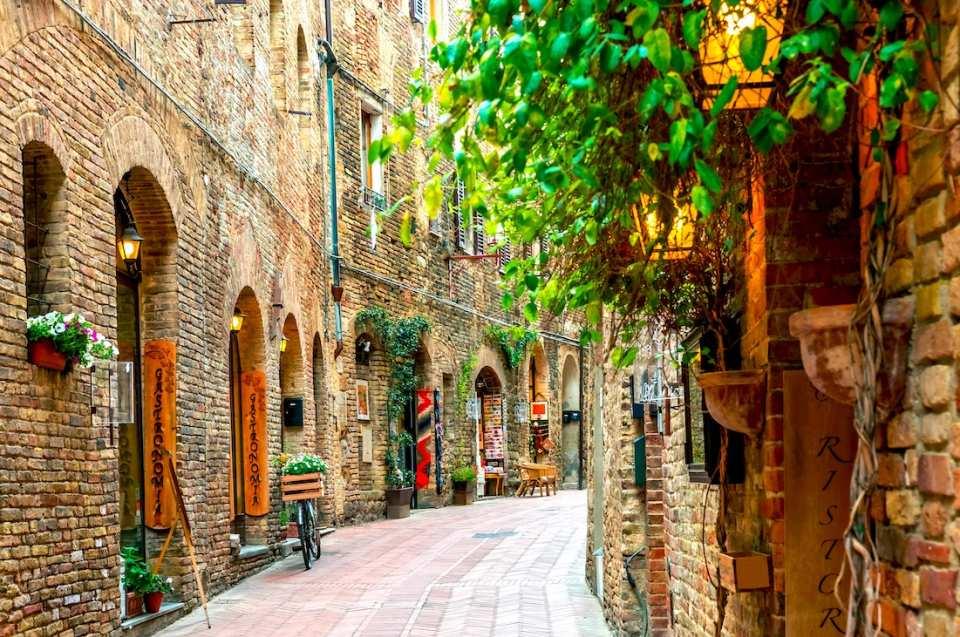 【義大利托斯卡尼一日遊】西恩納、聖吉米納諾、基安蒂(佛羅倫斯出發)