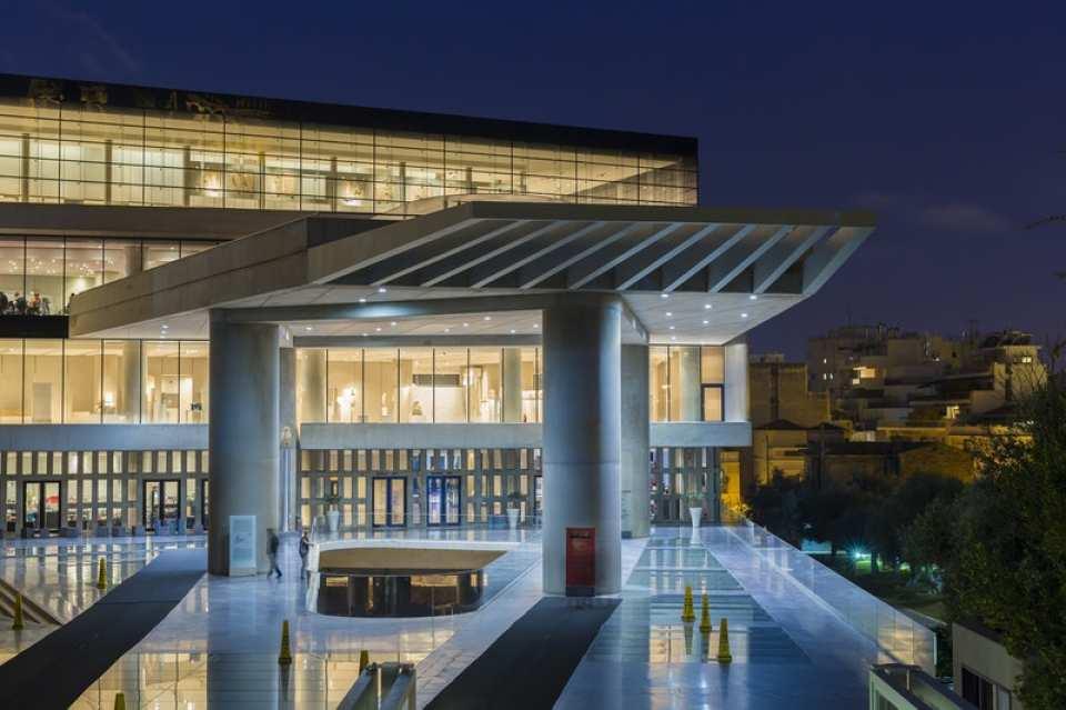 【免排隊門票】希臘雅典衛城博物館門票