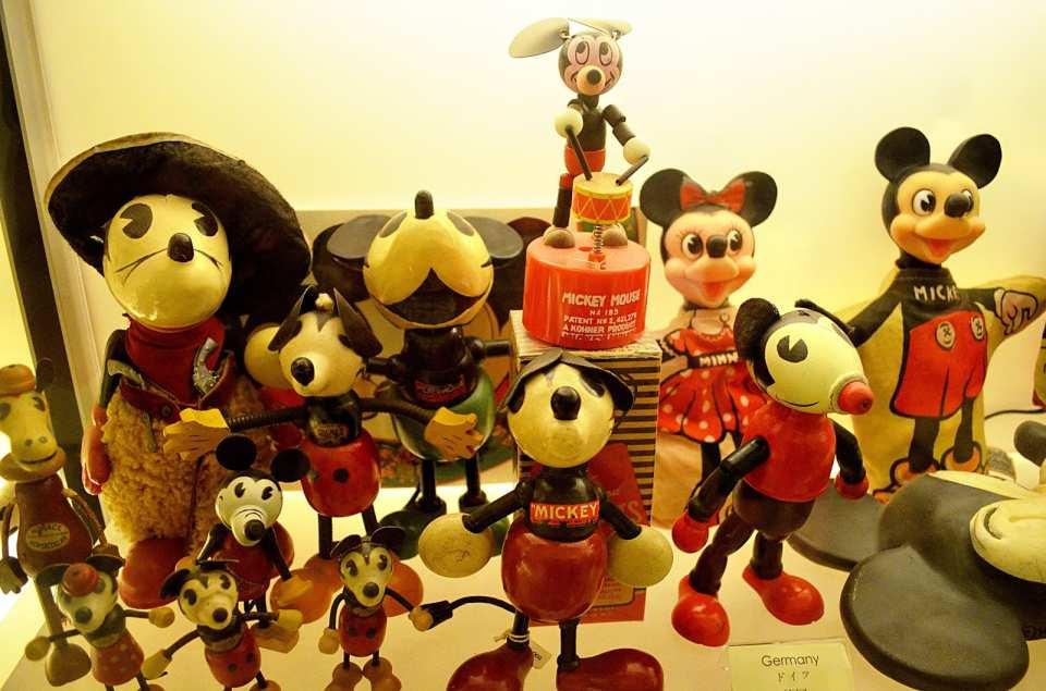 【世界各國古董玩具】新加坡玩具博物館門票