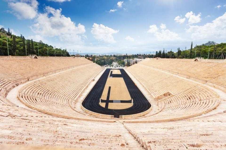 【重現奧林匹克】希臘雅典帕那辛奈克體育場門票(含語音導覽)