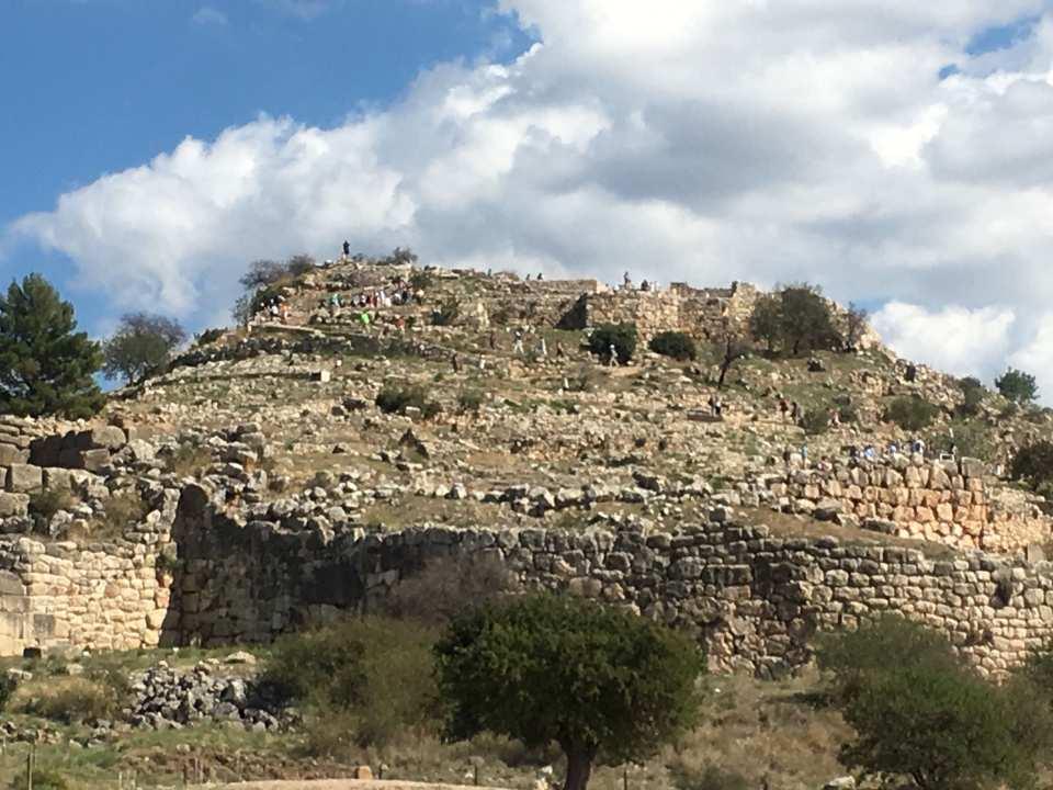 【希臘伯羅奔尼撒半島必訪景點】邁錫尼古文明遺址+波羅斯島一日遊(雅典出發)