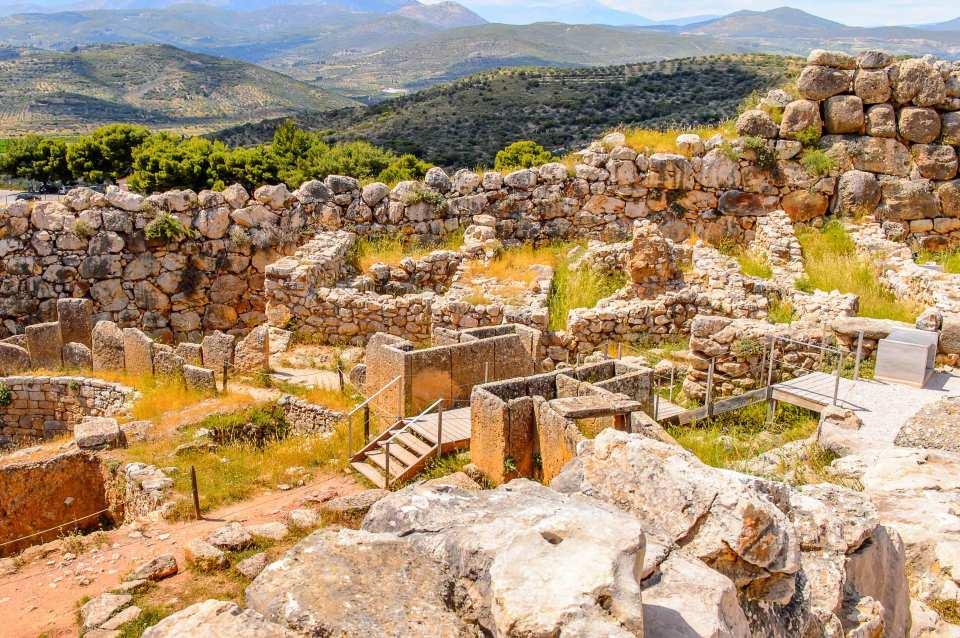 【重返希臘史詩】邁錫尼(Mycenae)、埃皮道洛斯(Epidauros)一日遊(雅典出發)