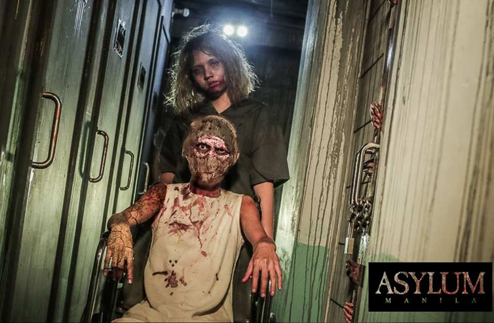 【馬尼拉驚聲尖叫】Asylum Manila 馬尼拉庇護所鬼屋門票
