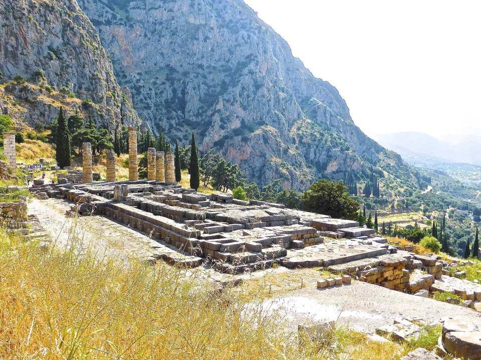 【天空之城巡禮】希臘德爾婓(Delphi)、梅提歐拉(Meteora)二日遊(雅典出發)