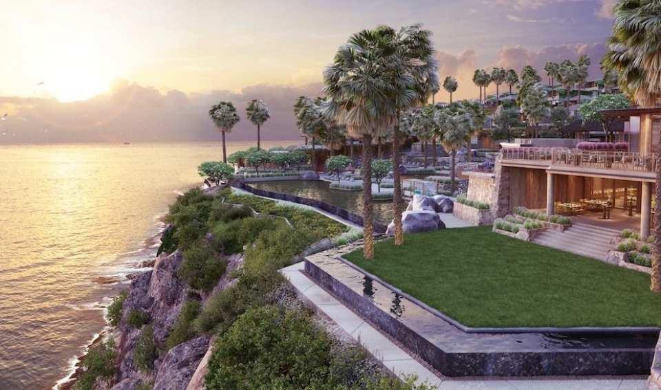 峇里島烏魯瓦圖六善飯店 Six Senses Uluwatu | 泳池一日券、懸崖酒吧