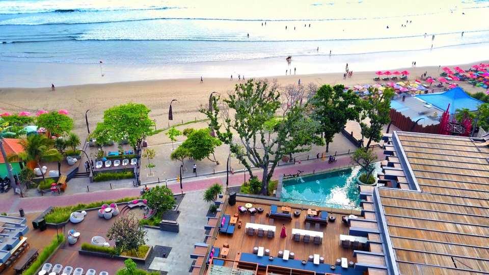 水明漾英迪格五星級飯店 Indigo Bali Seminyak|下午茶套餐