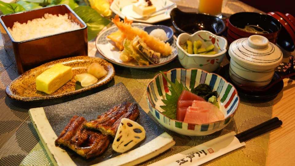 【台北鰻魚飯推薦】近鐵江戶川日式鰻魚料理