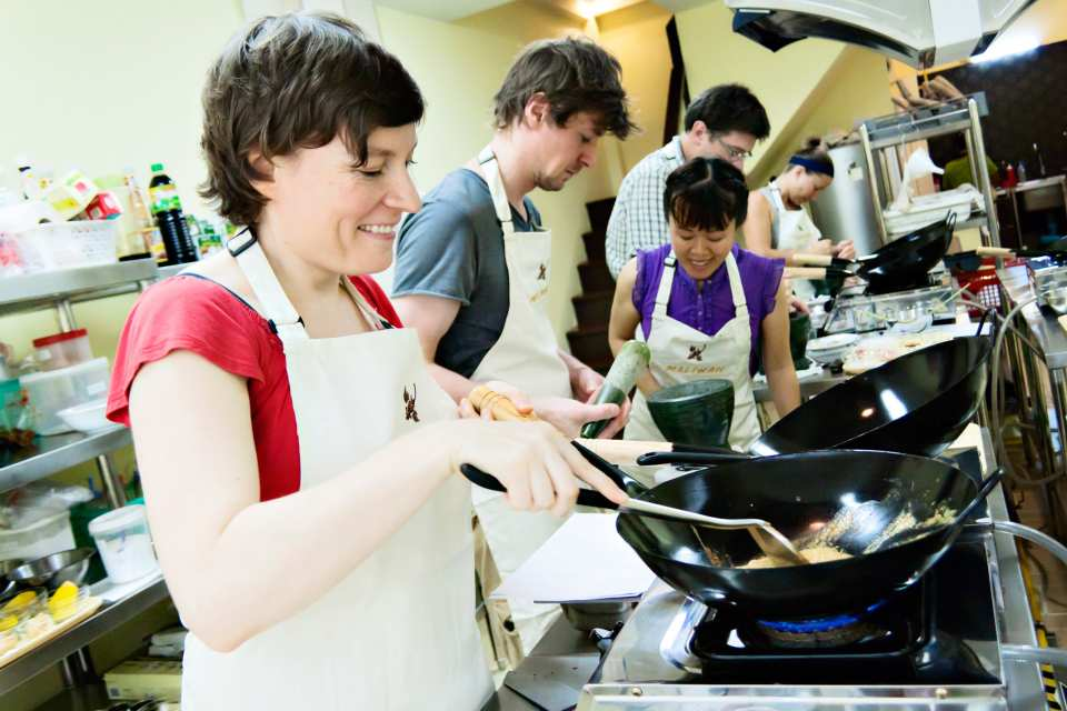 【學煮正宗泰國菜】曼谷Maliwan Thai Cooking Class 泰式料理體驗課程