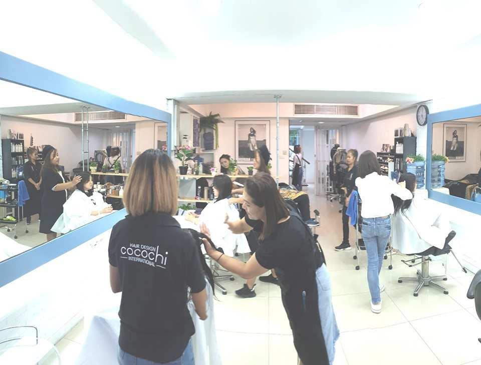泰國曼谷沙龍|髮型設計・Cocochi Hair Design