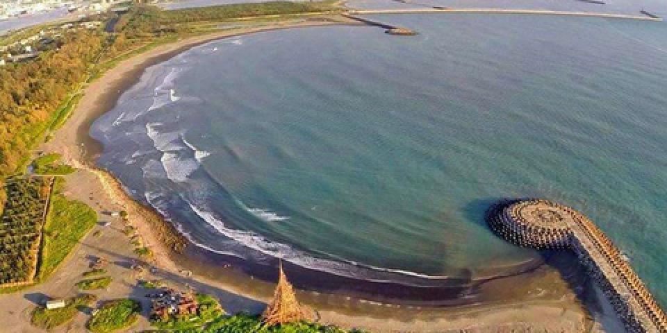 【台南水上活動】漁光島|SUP 海上立槳沖浪教學