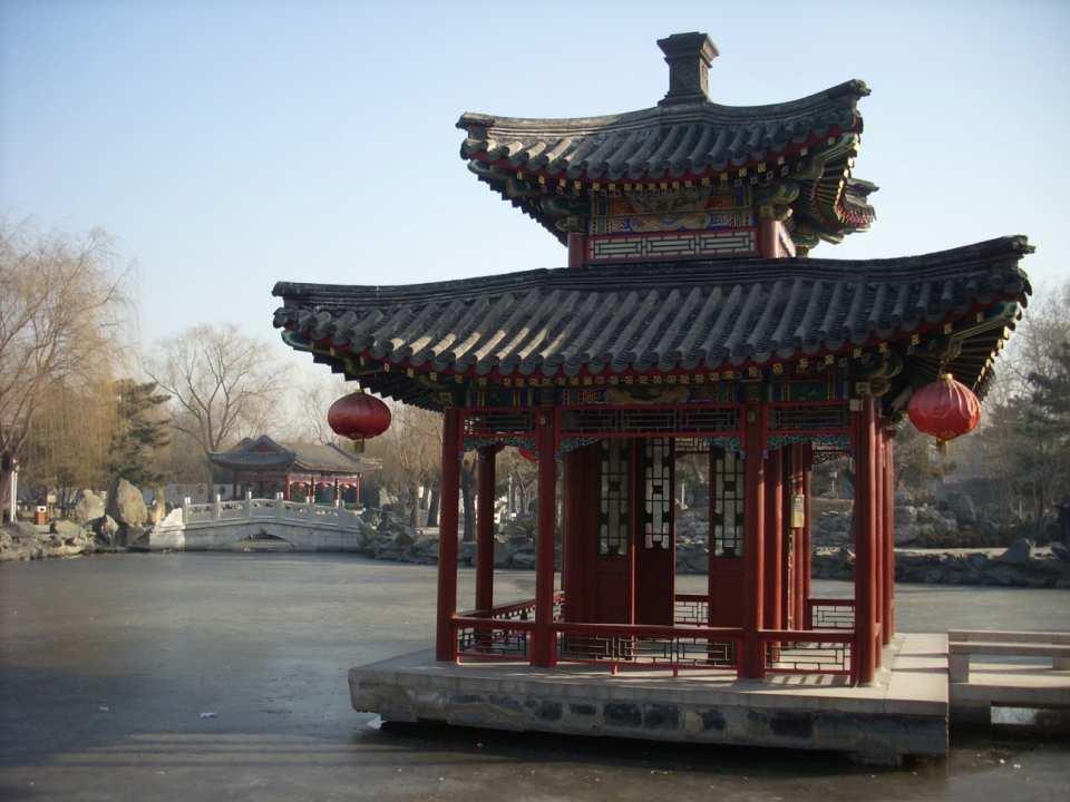 【北京必遊古園林】北京大觀園門票