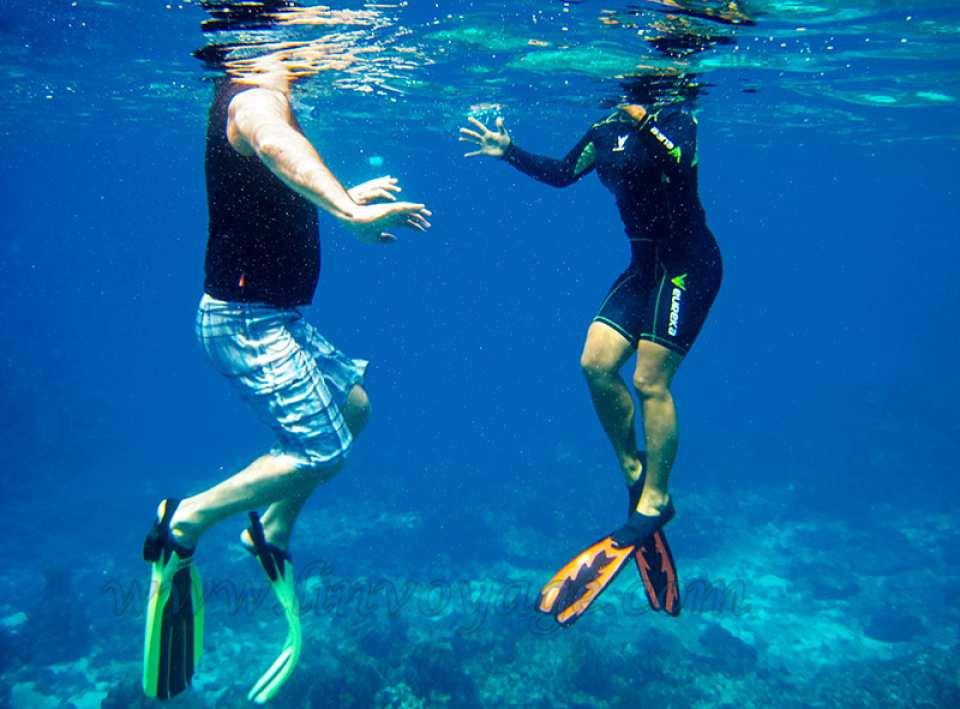 【沖繩北部】名護幸喜海灘浮潛體驗
