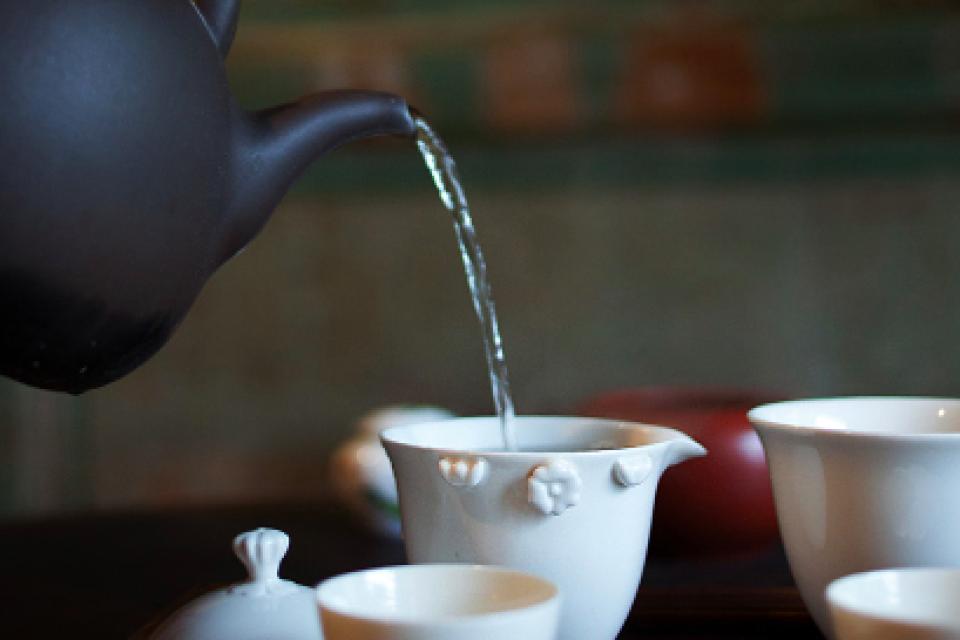 【OTOP嚴選:九份第一家藝文茶樓】九份茶坊體驗台灣茶文化
