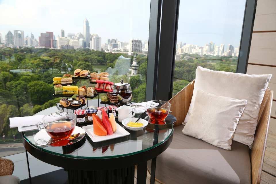 【曼谷索菲特Sofitel So Bangkok】下午茶套餐