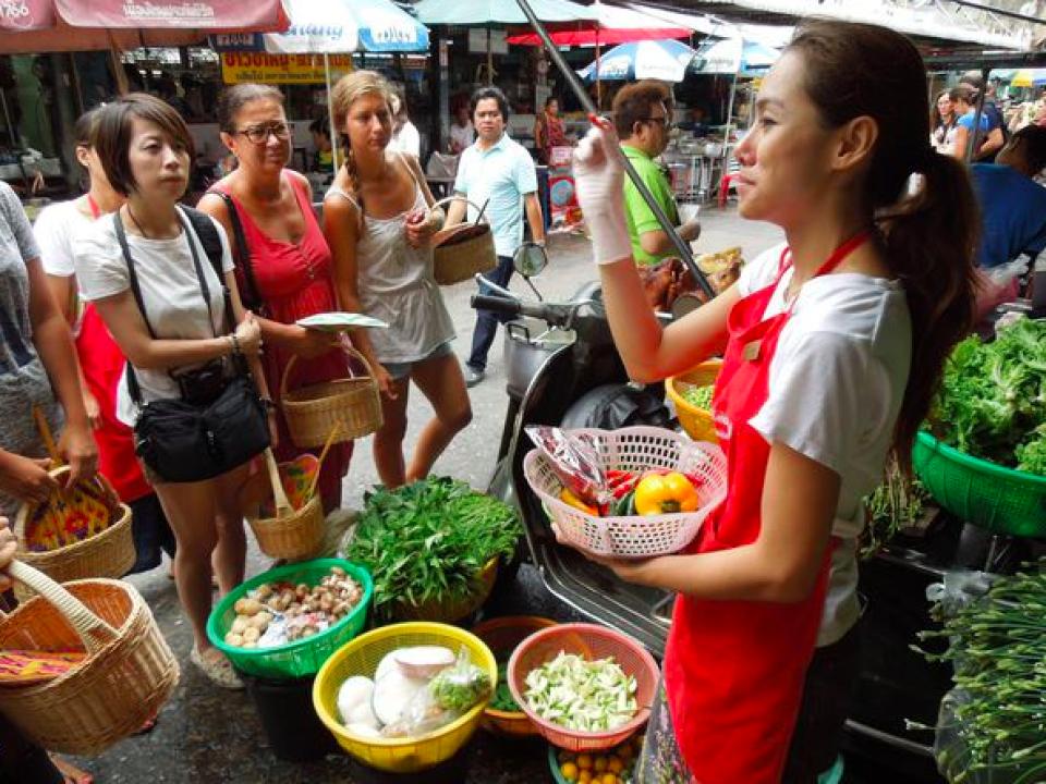 【來泰國學做菜】泰式料理課程 Sompong Thai Cooking School